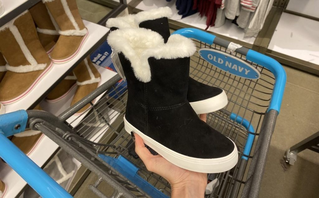 Old Navy Girls Boots