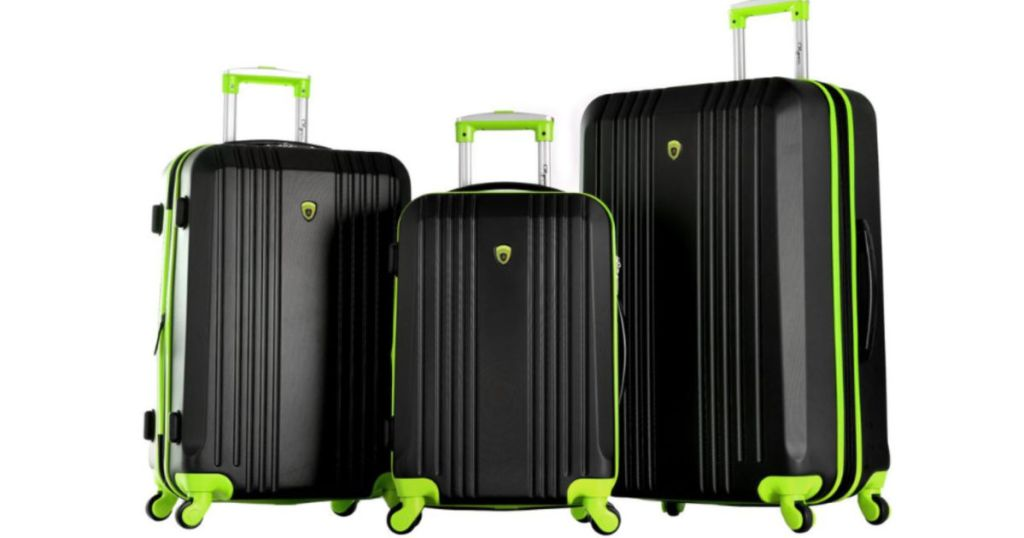 Olympia Apache II 3-Piece Expandable Hardcase Spinner Set