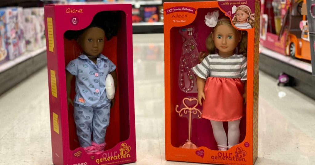Our Generation Dolls in Target