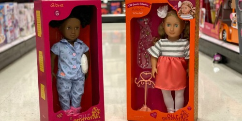 Our Generation Dolls as Low as $12.90 at Target (Regularly $25) + More