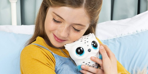 Owleez Flying Baby Owl Interactive Toy Just $38.32 Shipped (Regularly $49)
