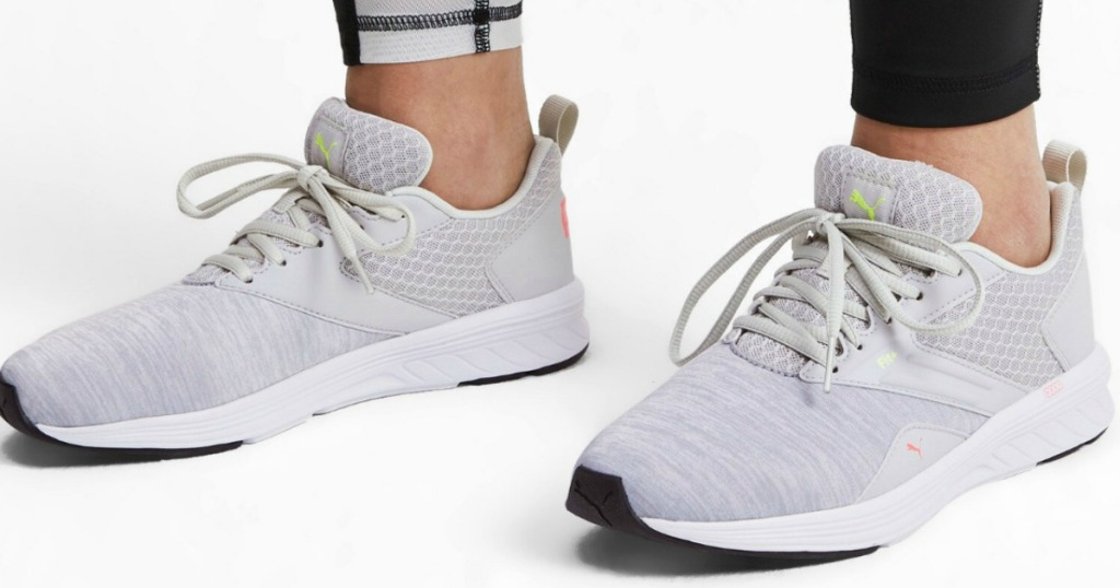 PUMA Men's Nrgy Comment Running Shoes