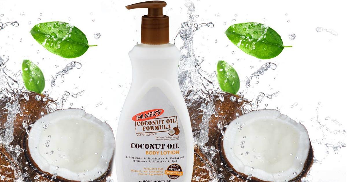 Palmer's Coconut Oil Formula with Vitamin E Body Lotion 13.5oz