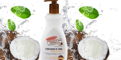 Palmer's Coconut Oil Body Lotion Only $3.75 Shipped at Amazon