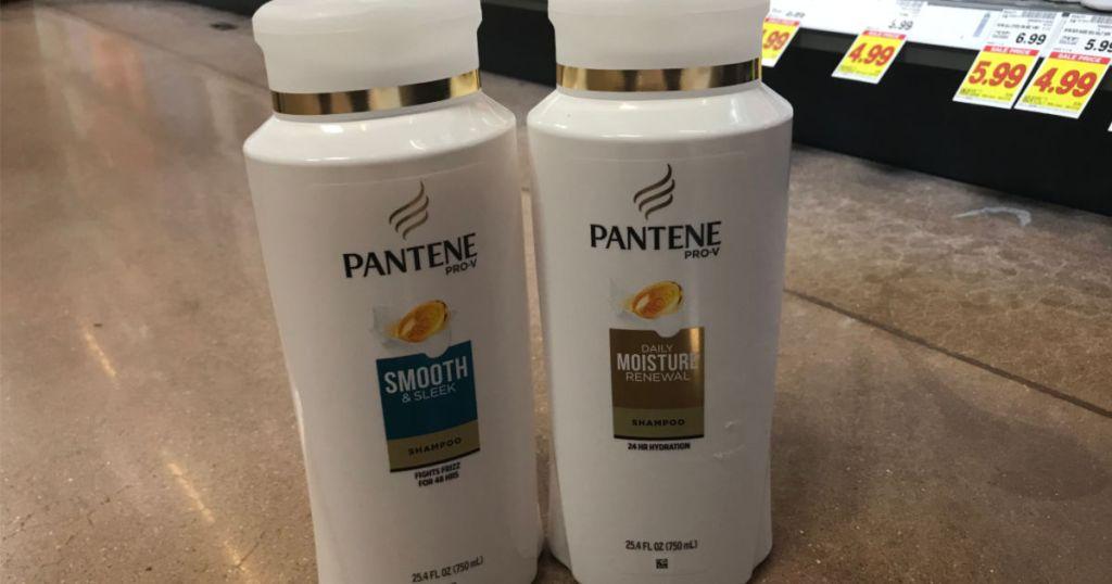 Pantene Shampoo in Kroger