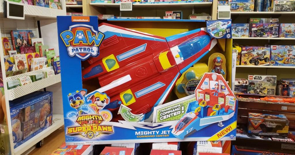 Paw Patrol Mighty Jet