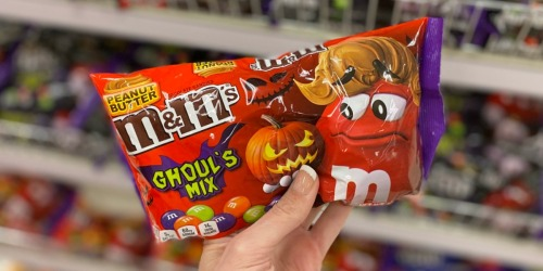 M&M's Halloween Chocolate Candies as Low as $1.43 at Target
