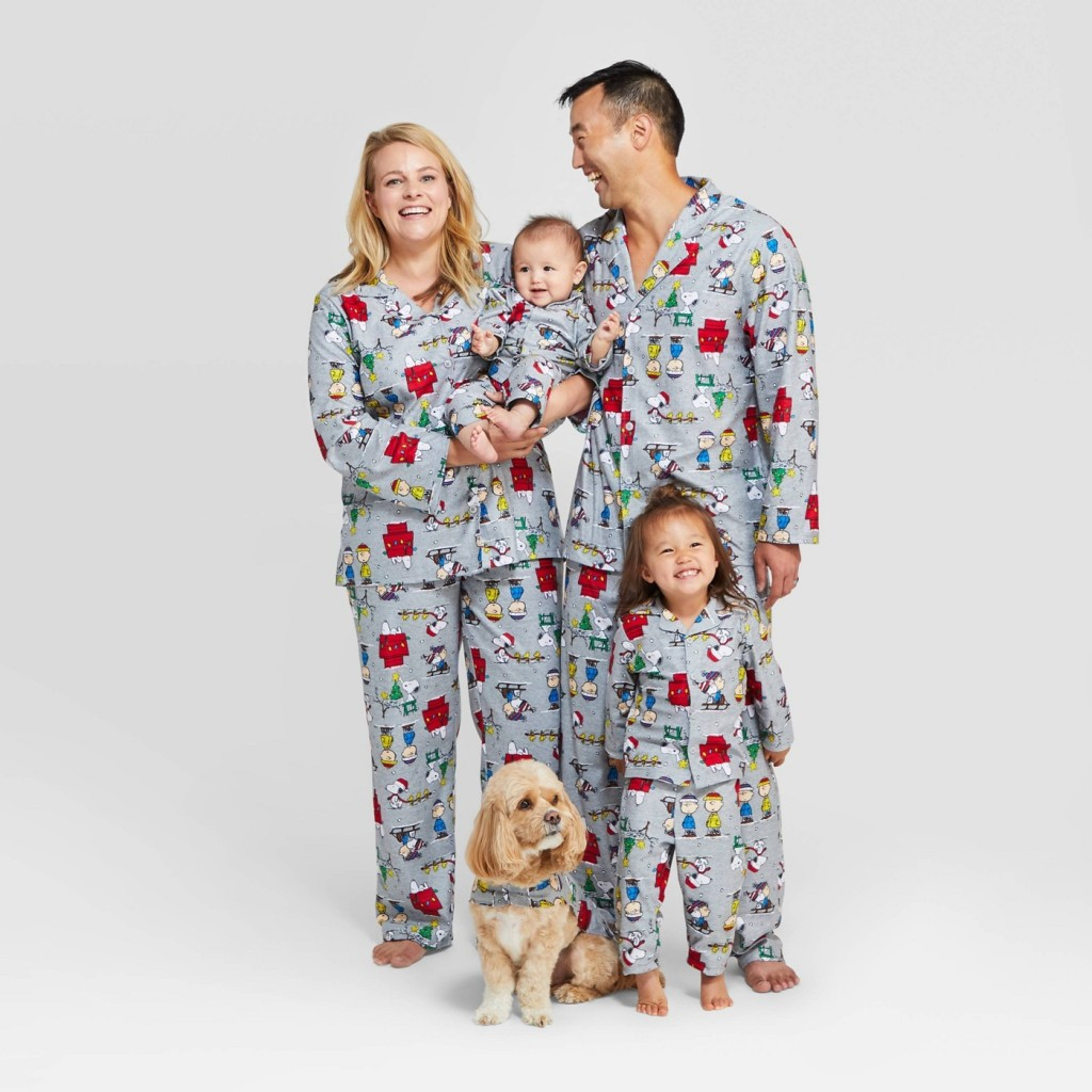 Peanuts Pajamas