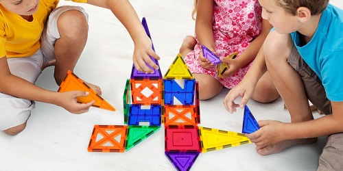 Up to 70% Off Magnetic Toys at Zulily   Picasso Tiles, Magformers & More