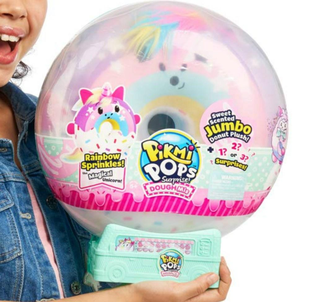 Pikmi Pops Rainbow Sprinkles The Unicorn Doughmi Large Pack