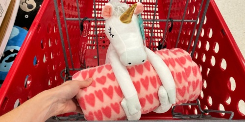 30% Off Pillowfort Kids Bedding, Rugs, Decor & More at Target (In-Store & Online)