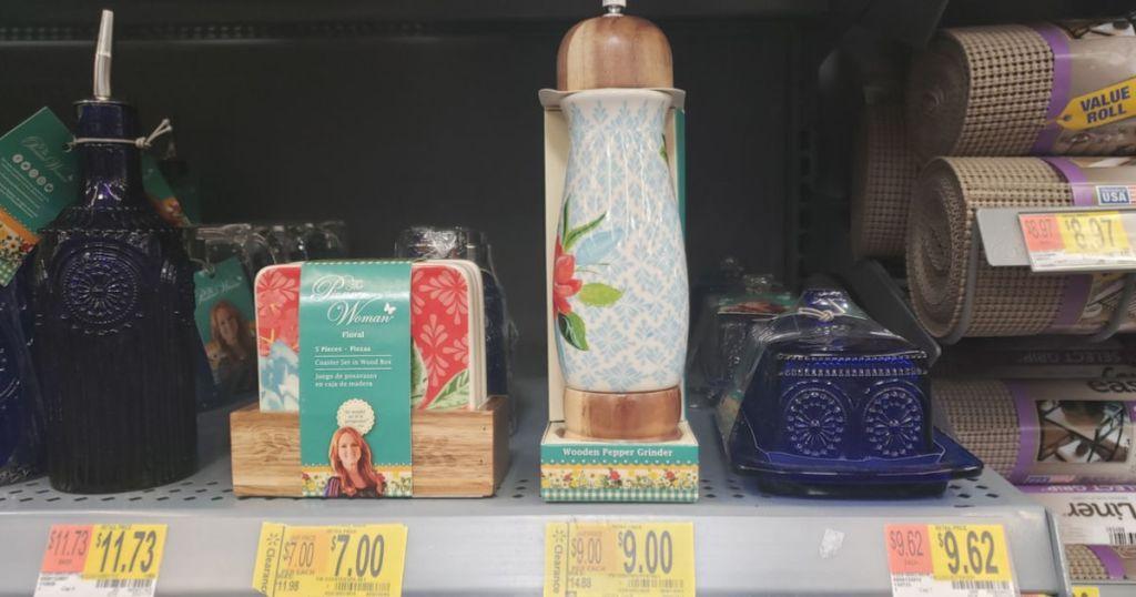 Pioneer Woman Clearance at Walmart