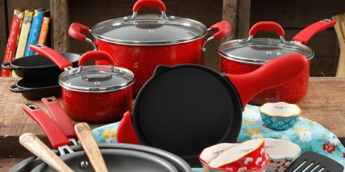 The Pioneer Woman 24-Piece Kitchen Set Just $89 Shipped (Regularly $160) + More Clearance Deals