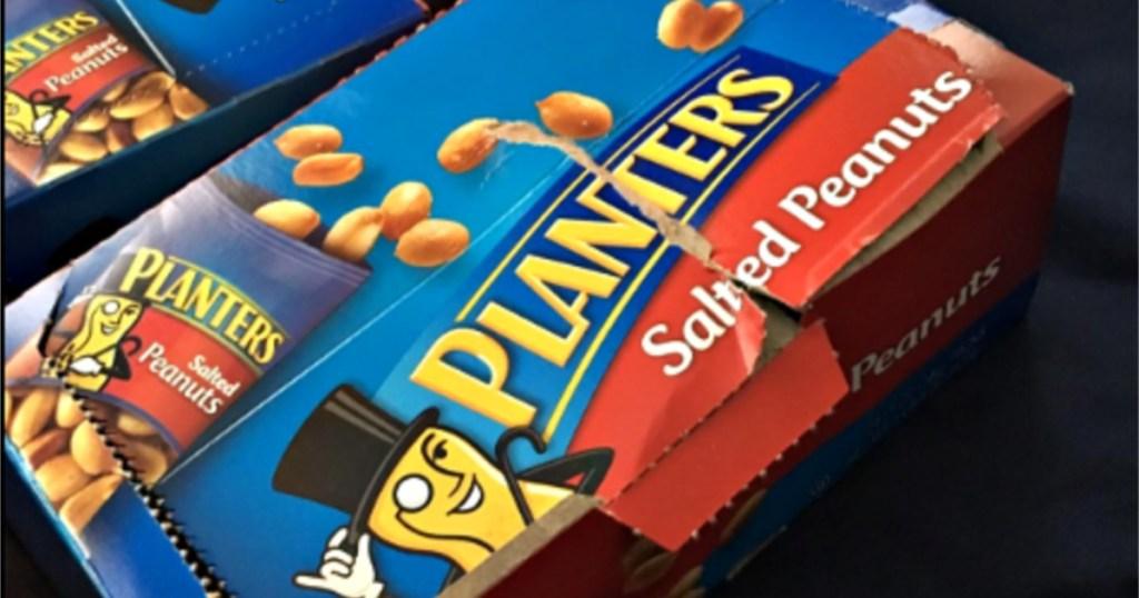 planters peanuts 48 pack