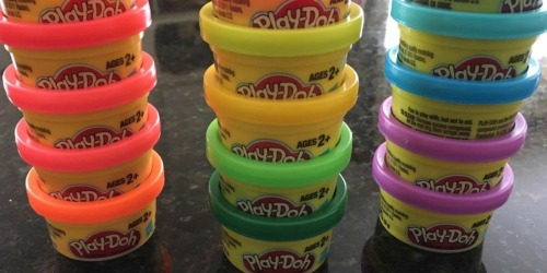 Play-Doh Party Pack 10-Count Only $3.27 | Great Stocking Stuffer Idea