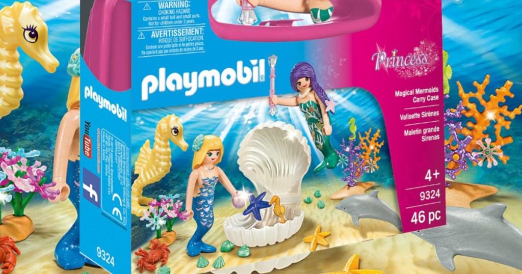 playmobil mermaid