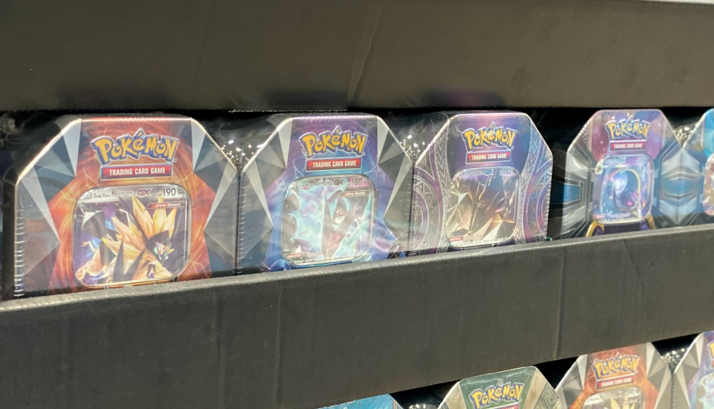 Pokemon Collector Tins 3-Pack