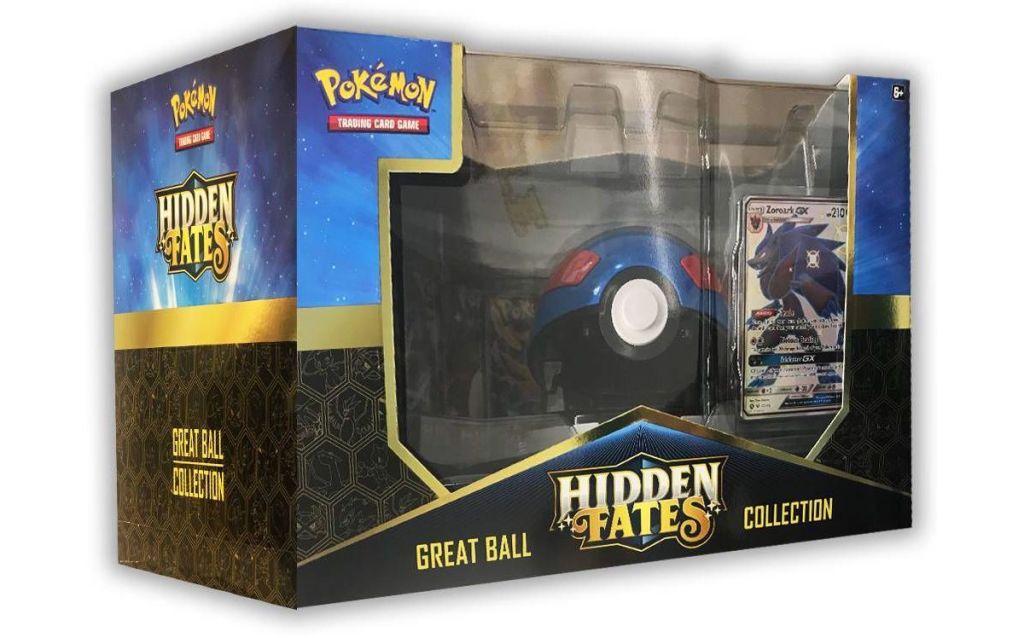 Pokemon Hidden Fates Great Ball