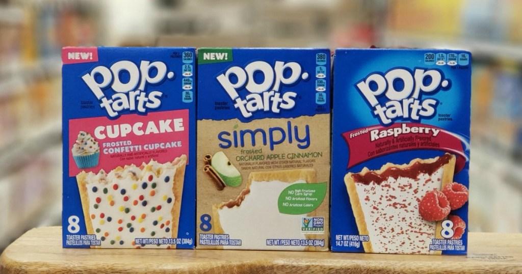 Pop Tarts at Target