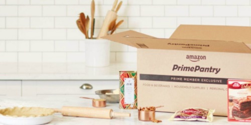 10 Popular Amazon Prime Pantry Items (+ 15% Off Entire Order & Extra Coupon Savings!)