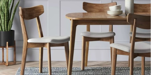 Up to 35% Off Furniture at Target.com | Dining Tables, Accent Chairs, Benches & More