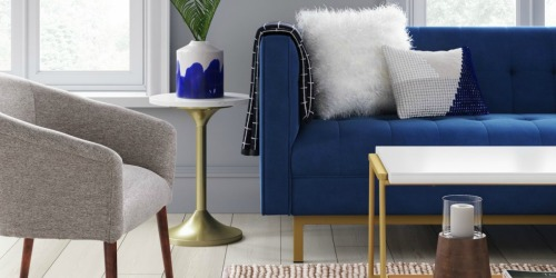 Up to 40% Off Furniture, Rugs & Lighting + Free Shipping at Target.com