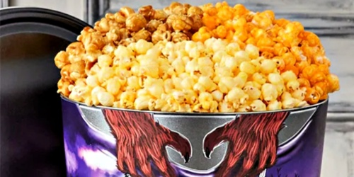 R.I.P. Rest in Popcorn 2-Gallon Popcorn Tin Only $20 Shipped (Regularly $37)