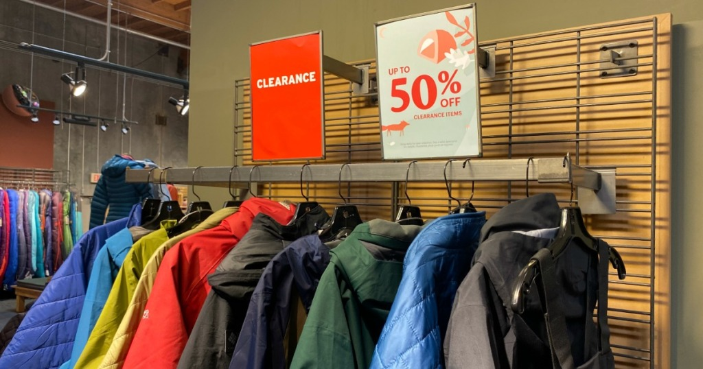 REI End of Season Sale