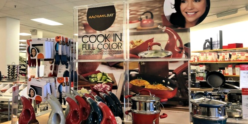 Over 75% Off Rachael Ray Cookware & Kitchen Accessories at Macy's