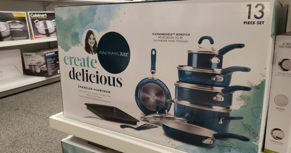 Rachael Ray Create Delicious Cookware