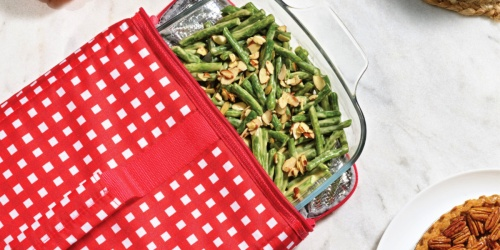 Fit & Fresh 9″ x 13″ Insulated Casserole Carrier Only $9.99 + More