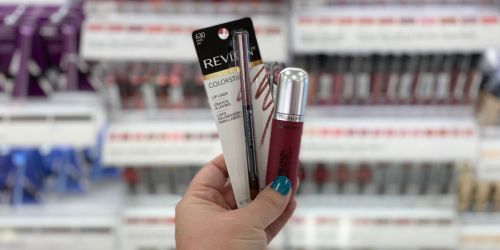 $9 Worth of New Revlon Printable Coupons (Get $4/1 Face Cosmetic & More!)