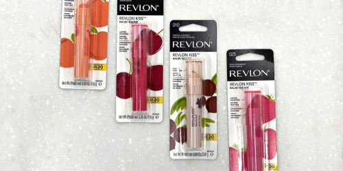 Two FREE Revlon Kiss Lip Balms After Walgreens Rewards ($10 Value)