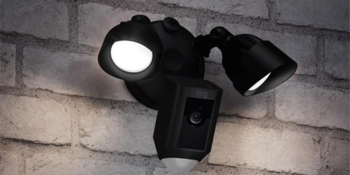 Ring Outdoor Wi-Fi Cameras w/ Motion Activated Floodlights as Low as $199 Shipped (Regularly $249+)