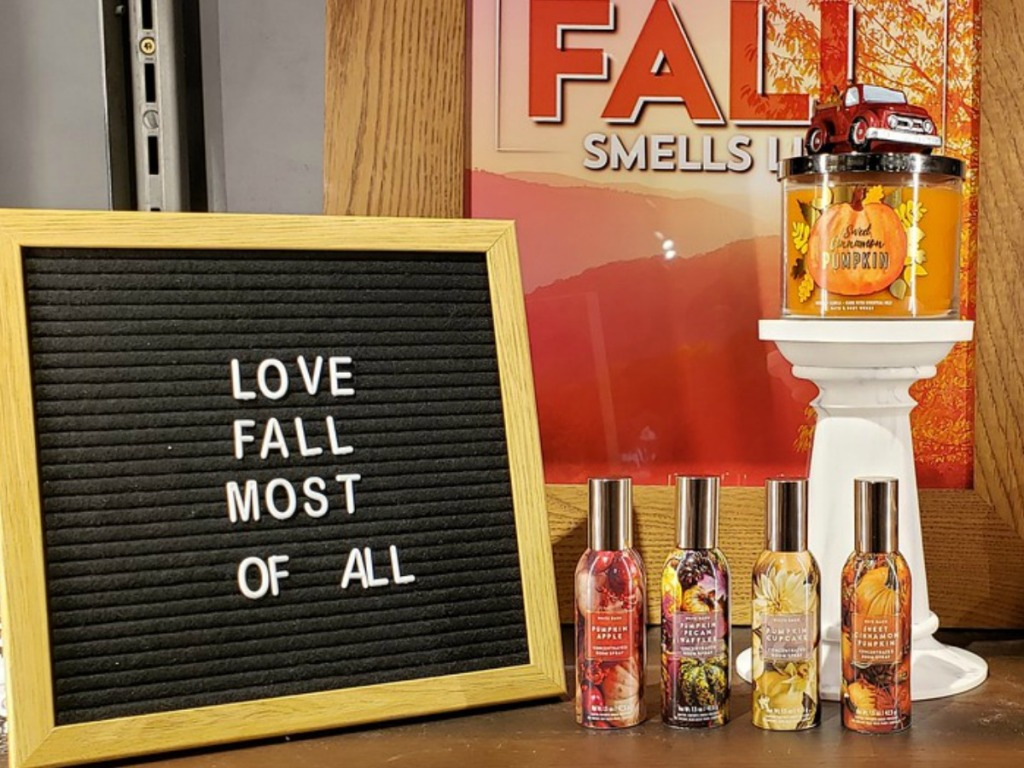 Room Sprays Bath and Body Works