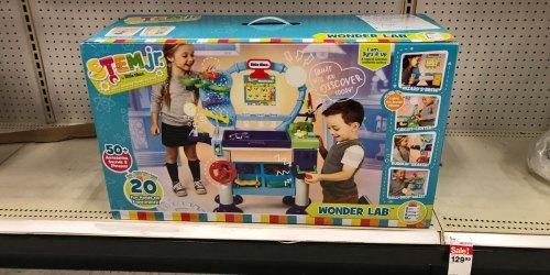 Little Tikes STEM Junior Wonder Lab as Low as $27 at Target (Regularly $120)