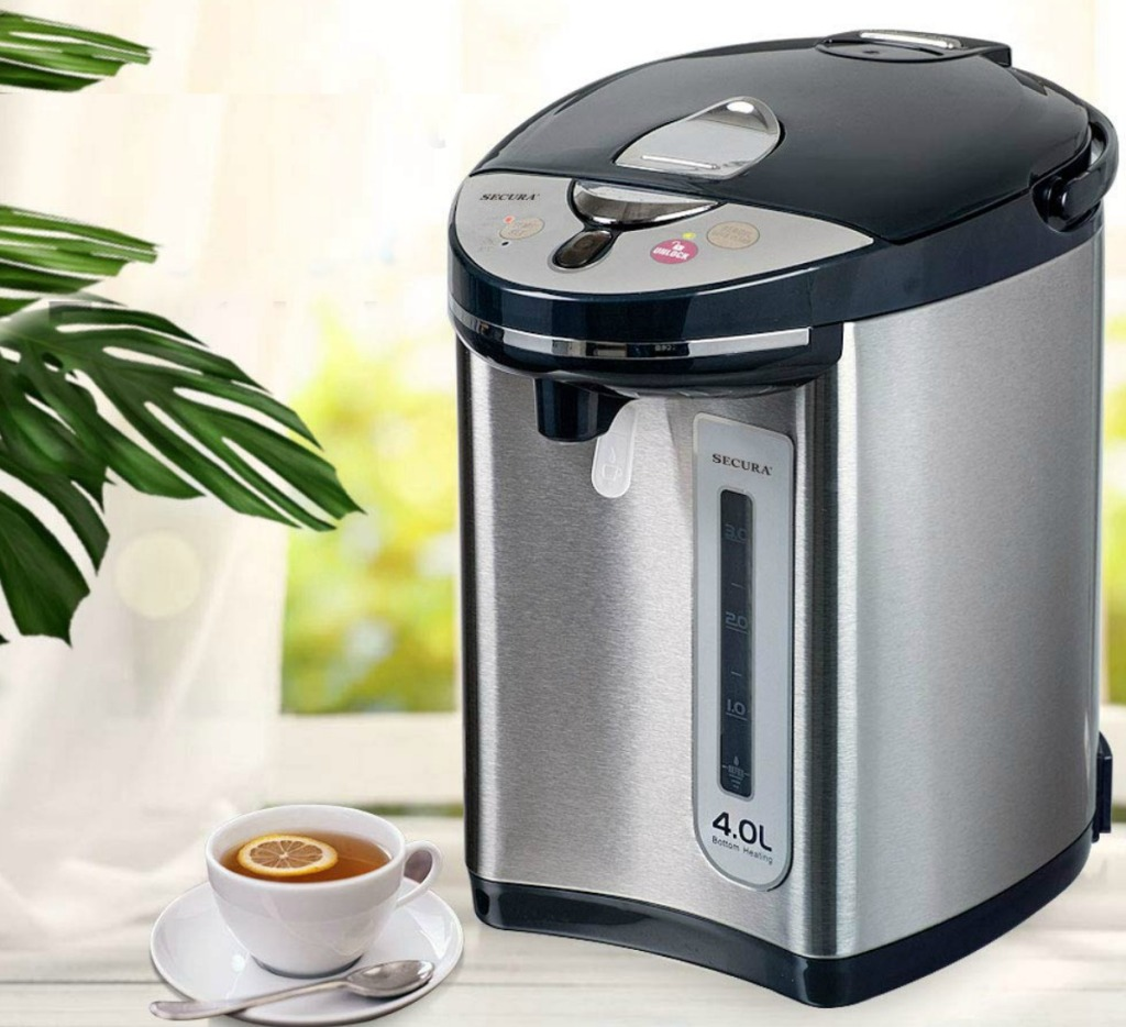 Electric Kettle Water Heater