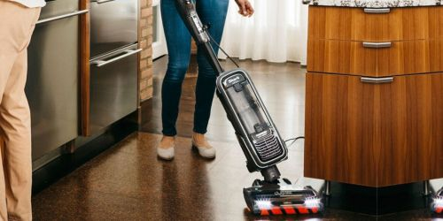 Shark Refurbished ION Cordless Upright Vacuum Only $99.99 Shipped (Regularly $400) + More Shark Vacuum Deals