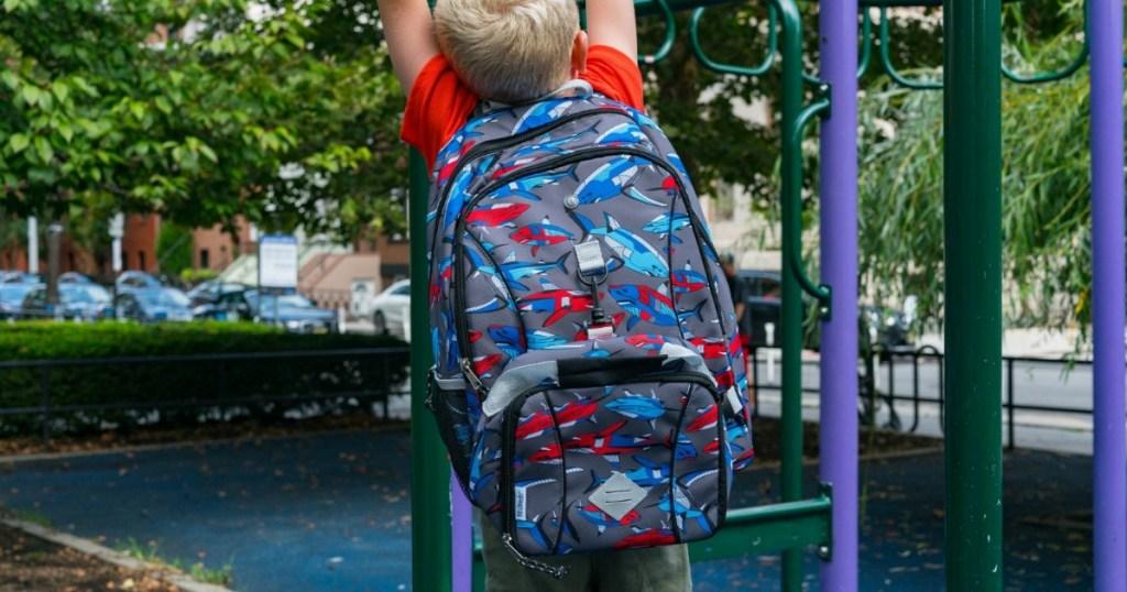 Shark Bite Fit & Fresh Backpack