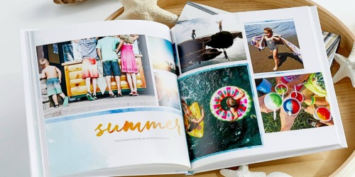 Shutterfly Hardcover Photo Book ONLY $8.98 Shipped (Regularly $20)