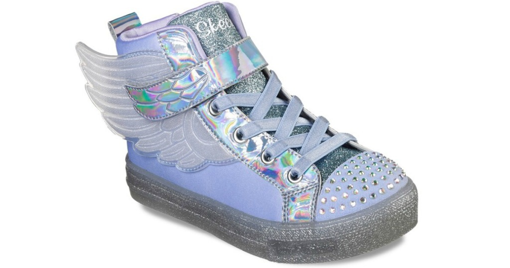 Skechers with Wings High Tops