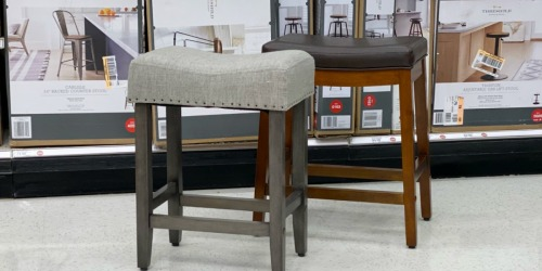 Buy One, Get One 50% Off Stools & Dining Chairs at Target