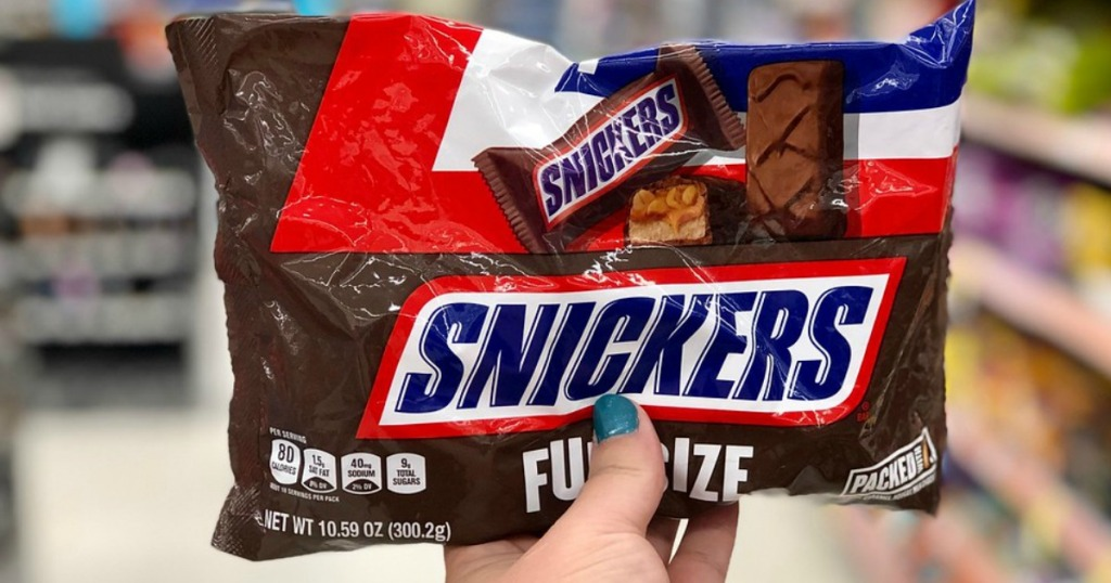 Snickers Fun Size