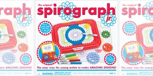Spirograph Junior Set Only $12 (Regularly $25)