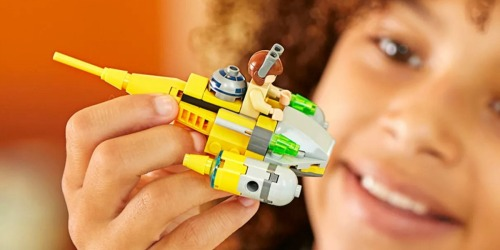 LEGO Star Wars Microfighter Sets as Low as $6.99