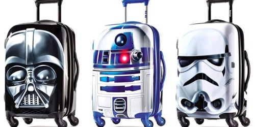 American Tourister Star Wars Hardside Spinner Luggage Only $63.99 Shipped (Regularly $180)