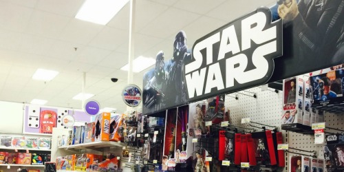 FREE Star Wars Kids Event at Target Today 10 AM – 1 PM