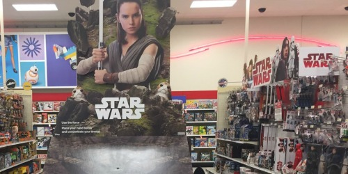 FREE $10 Target Gift Card w/ $40 Star Wars or Frozen Toys Purchase
