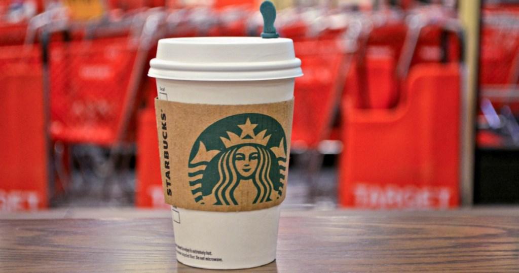 Starbucks Hot Coffee at Target