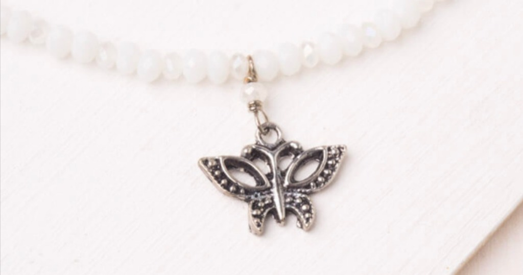 Starfish Project Butterfly Necklace 1